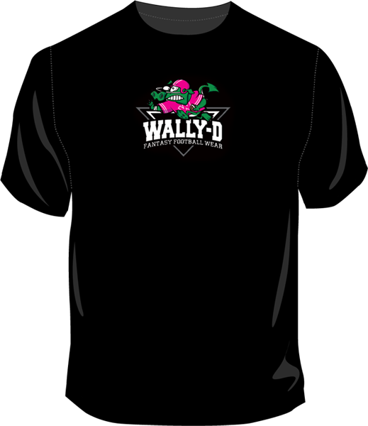 Breast Cancer Awareness Fantasy Football T-Shirt