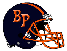 Fantasy Football Helmet Logo BP