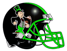 Rich Guy from Monopoly Fantasy Football Logo