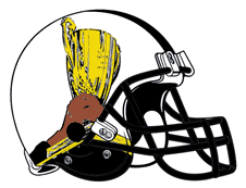 Fantasy Football Champs Helmet Logo