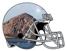 Morrow Rock California Logo Fantasy Football