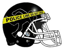 Police Line Do Not Cross Logo Fantasy Team