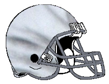 Smoke Fantasy Football Helmet Logo