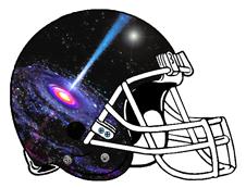Fantasy space helmet