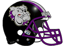 Bulldogs Fantasy Football Helmet Logo