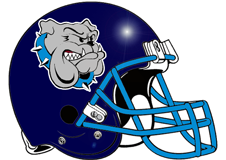 blue-bulldogs-fantasy-football-team-helmet