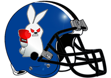 boxing-rabbit-fantasy-football-helmet