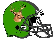 Big Buck Fantasy Football Helmet Logo