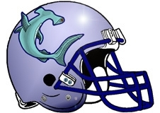 hammerhead-shark-fantasy-football-helmet-logo