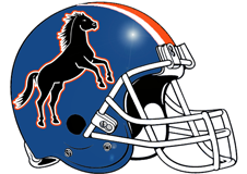 old-denver-bronco-colors-fantasy-football-helmet