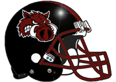 Pigs Fantasy Football Helmet Logo
