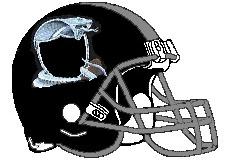 Raider Nation Fantasy Football Helmet Logo