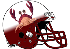 red-crab-fantasy-football-helmet