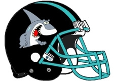 shark-teeth-fantasy-football-helmet-logo