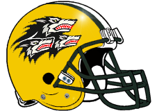 The Pack Fantasy Football Helmet Logo