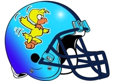 yellow-bird-fantasy-football-logo-helmet