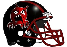 creepy-scary-monster-fantasy-football-helmet-logo