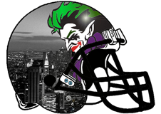 gotham-city-goobers-joker-fantasy-football-helmet-logo