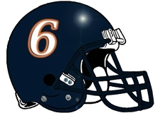 chicago-bears-colors-fantasy-football-helmet-number-6
