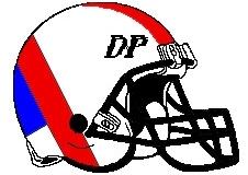 del-prados-dp-fantasy-football-helmet-log