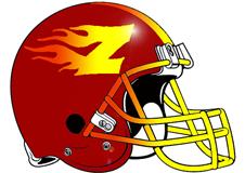 letter-z-flames-logo-fantasy-football-helmet
