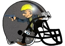 bounty-hunter-fantasy-football-helmet-logo