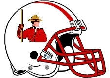 canadian-mounties-fantasy-football-helmet