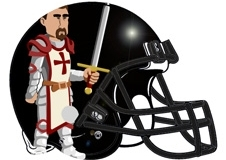 crusaders-knights-fantasy-football-helmet