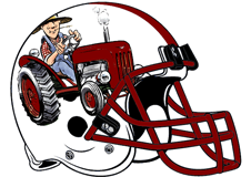farmer-on-tractor-fantasy-football-helmet