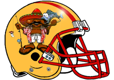 fish-taco-comedores-fantasy-football-helmet