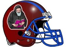 monk-reading-bible-logo-fantasy-football-helmet