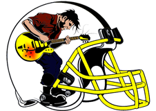 playing-guitar-custom-fantasy-football-helmet-logo