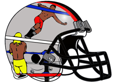 pro-wrestling-fantasy-football-helmet