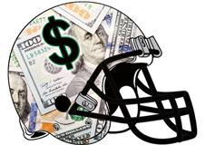 100-dollar-bill-fantasy-football-helmet