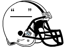 double-quotes-witty-name-fantasy-football-helmet