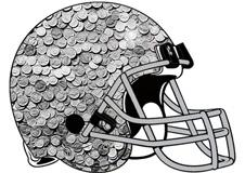 nickels-dimes-fantasy-football-helmet-logo